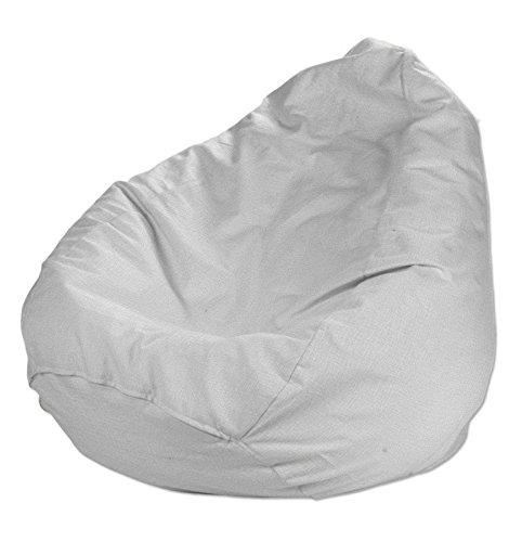 Dekoria Poltrona a sacco Ø80x115 cm avorio