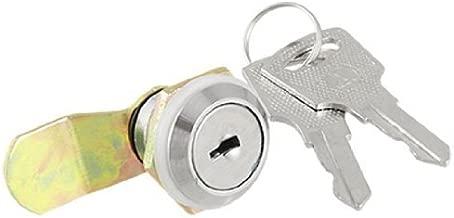 JunYe 10-30mm CAM Lock Archivador Buz/ón Buz/ón Caj/ón Armario Armario 2 Llave 10mm