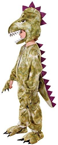 Garçons Dinosaure Dragon Journée du Livre Halloween Combinaison Animale Costume Déguisement 3-9 an - Vert, 8-10 Years