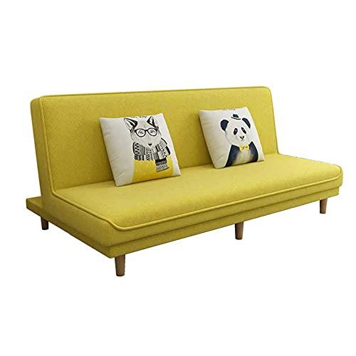 Futón Plegable Moderno con sofá de Dos plazas, sofá Cama de 3 plazas, sofá reclinable, sofá Cama Convertible, sofá Cama para Sala de Estar, habitación de Invitados, Dormitorio