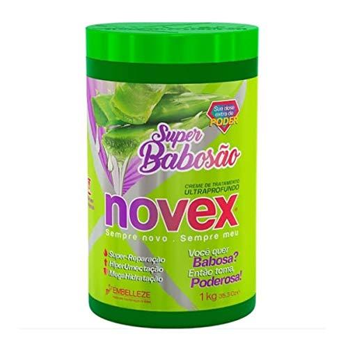 Creme Tratamento Novex 1Kg Super Babosão, Novex
