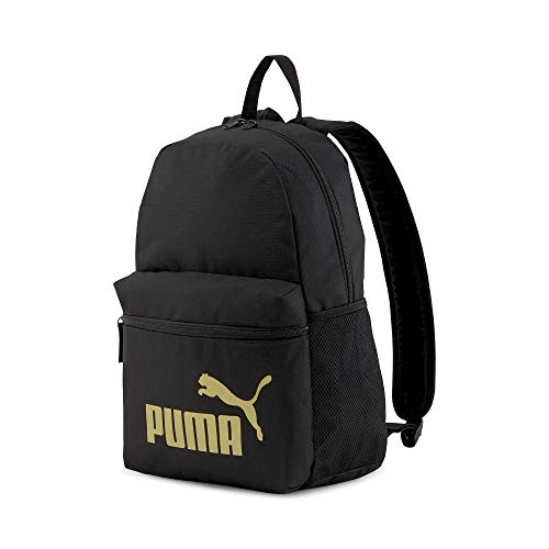 Puma PUMA Phase Backpack Sac à Dos Noir FR : Taille Unique (Taille Fabricant : OSFA)