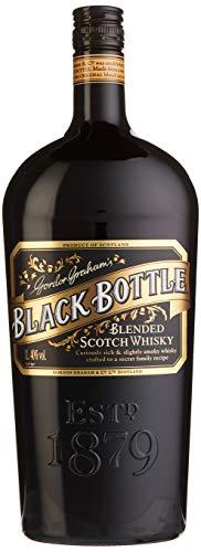 Gordon's Graham's Black Bottle Blended Whisky (1 x 1 l)