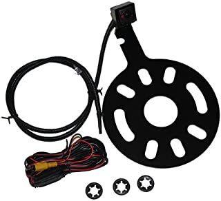 CRUX CCH-01S Jeep Wrangler Spare Tire Mount Backup Camera 2007-2017