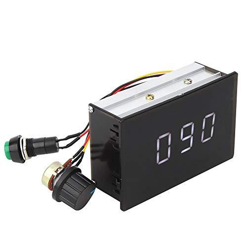 PWM Governor 30A DC Motor Speed Governor 6V 12V 24V 48V Digital Display Regulator Controller Switch