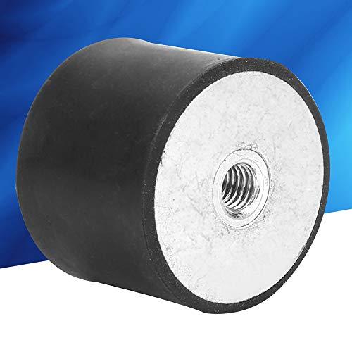 Regalo de abril Aislador de bobina antivibración Fácil instalación Resistencia al desgaste Resistencia al calor Aislador de bobina Maquinaria pesada para la industria automotriz(DD40*30 M8)