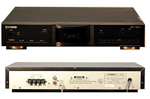 Buy Discount Fisher FM-9635 AM/FM Stereo Synthesizer Tuner With Antenna Wires