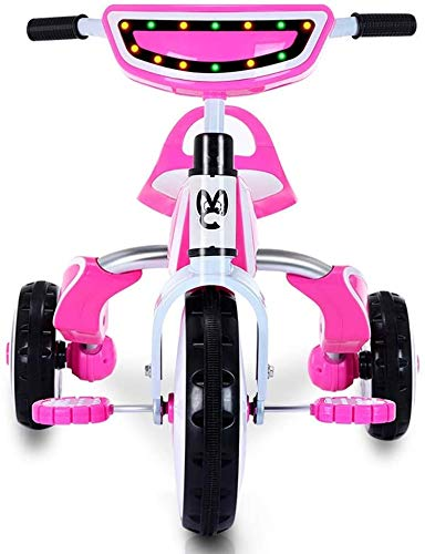 GPWDSN Kid Trike Los Niños, Bicicletas Niños De Almacenamiento Triciclos para Una...