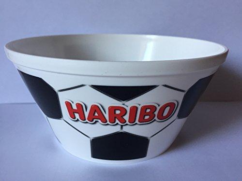 Haribo Fußball Snackschale Deutschland Schale Schüssel Weltmeisterschaft WM/EM Süßigkeiten Schüssel Deko Dekoration Party Geschenk