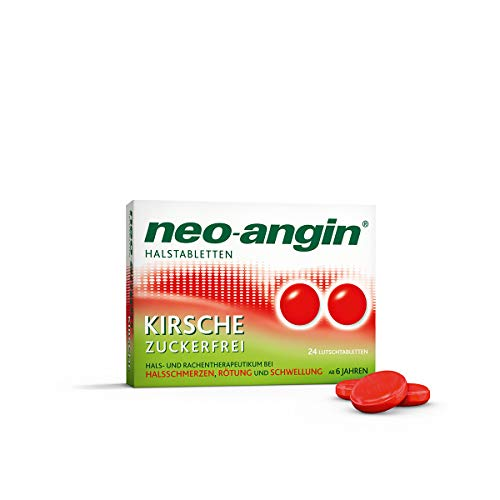 Neo-Angin Halstabletten K 24 stk