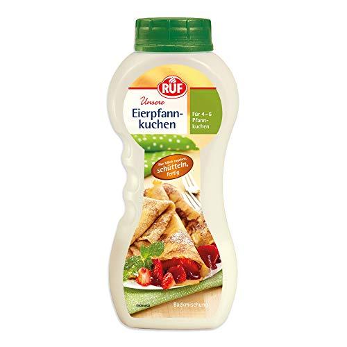 RUF Pfannkuchen Shaker für 4-6 goldbraune Eierpfannkuchen (1 x 200g)