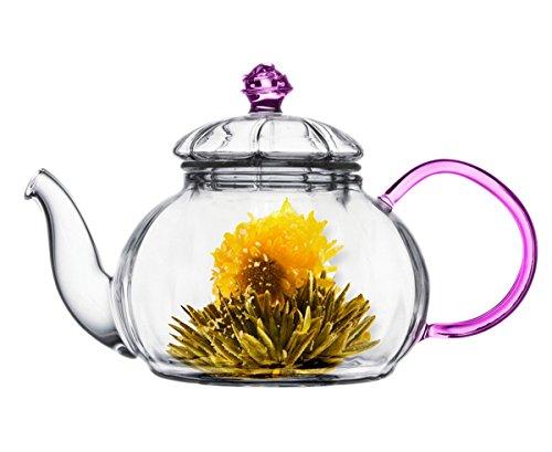 Glass Teapot by Tea Beyond