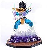 Yooped Dragon Ball Z Figuarts Zero Vegeta Wave Combat Ver. Statuetta PVC Vegeta VS Goku Collect Modèle 16cm