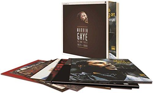 Marvin Gaye Vol. 3: 1971-1981 (Limietd 7lp Box) [Vinyl LP]