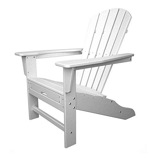 Polywood CASA BRUNO South Beach Ultimate Adirondack Chair with unique...
