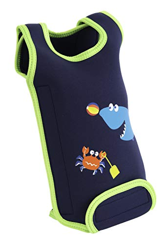 Konfidence Baby Babywarma Wetsuit, Fergal And Crabby, 6-12 Months