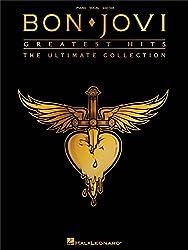 Bon Jovi: Greatest Hits - PVG. Partitions pour Piano, Chant et Guitare