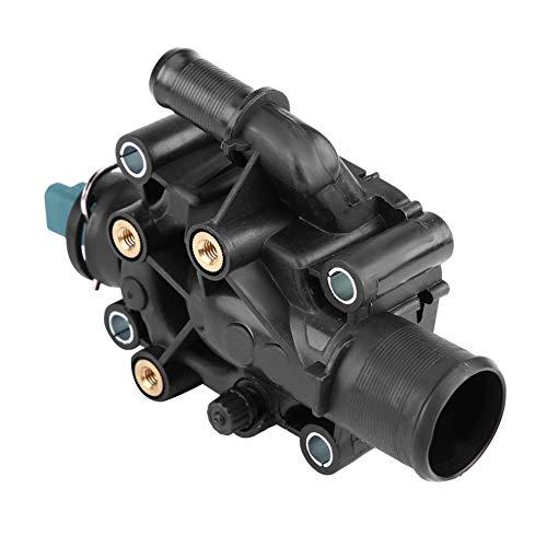 OEM 1336.Z0 Termostato, Keenso Car Engine Refrigerante Termostato Conjunto de carcasa para Peugeot 2062073073081007 1336.Z0