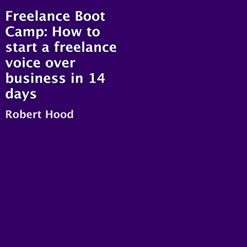 Freelance Boot Camp audiobook cover art