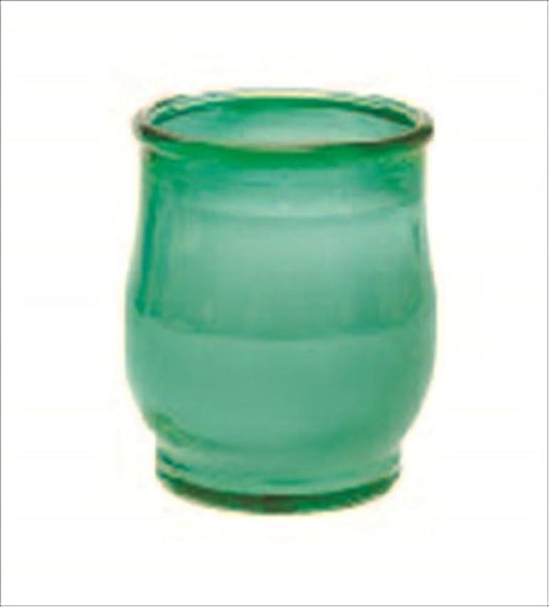 科学的規模ぼかしカメヤマキャンドル(kameyama candle) ポシェ 「 グリーン 」