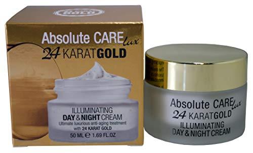 Absolute Care lux 24 Karat GOLD Illuminating Day & Night Cream