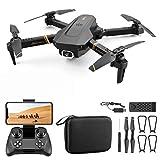 XIAOKEKE V4 Drone con Camara HD, 4K Drones con Camara Profesional Estabilizador, 5G WiFi FPV Drone Tiempo Real, Largo Tiempo De Vuelo Drone 16 Minutos Drone Plegable RC