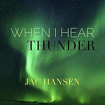 When I Hear Thunder