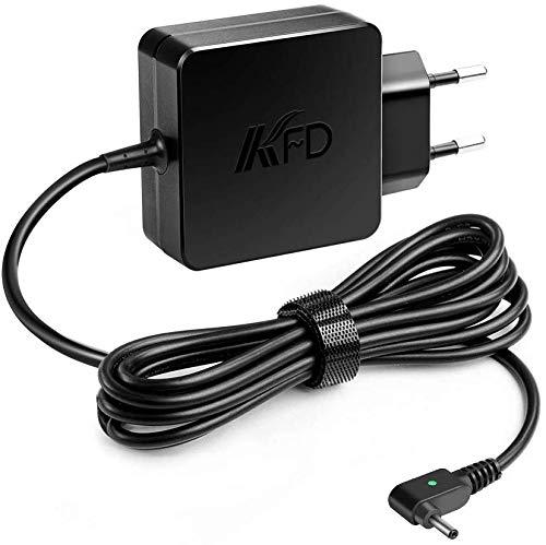KFD 45W Stecker Netzteil Ladegerät für Acer Spin 1 3 5 SP111-31 SP111-31N SP113-31 19V 2,37A Acer Chromebook 14 CB3 CB5 11 13 15 R11 R13 A13-045N2A N15Q9 C731 C738T CB3-532 CB3-431 CB3-131 PA-1450-26