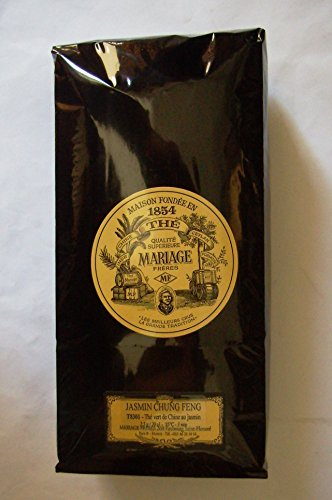 Mariage Frères Paris - JASMIN CHUNG FENG (Jasmine grüner Tee) - 500gr Tasche