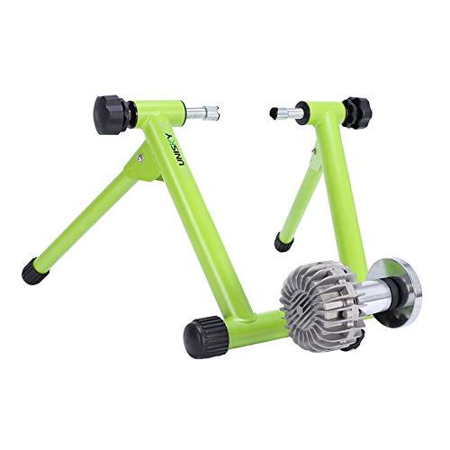 PINGJIA Rodillos para Bicicletas Bicicleta Turbo Trainer Bicicleta Bicicleta Trainer, Soporte De...