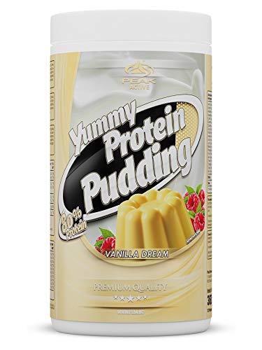 PEAK Yummy Protein Pudding Vanilla Dream 360g