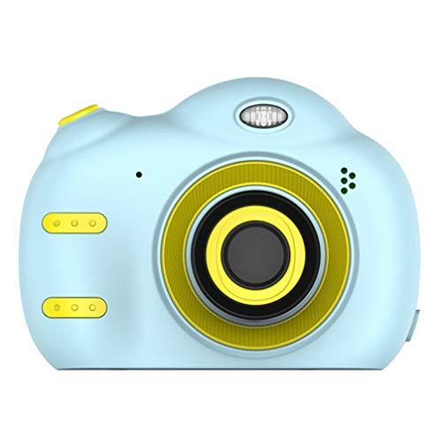 SOLUSTRE 1080P Cámara Digital para Niños Pequeños Portátil 2. 4 Pulgadas Pantalla Fotografía Cámara Grabadora de Video Juguete Selfie Cámara de Video Juego para Niños Niños