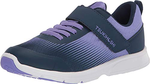 TSUKIHOSHI Kids Turbo Purple/Navy - 3704-520-C/13 M US Little Kid