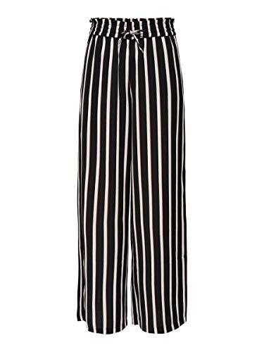 ONLY Female Hose Streifen 3832Black