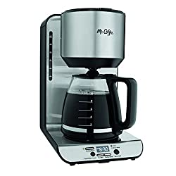10 Best Mr Coffee 12 Cup Programmable Coffeemakers