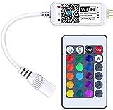 RGB LED Streifen Wifi Kontroller mit Alexa,...