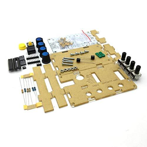 JIE Max038 Hochpräziser multifunktionaler Hochfrequenzsignalgenerator DIY Kit Multicolor