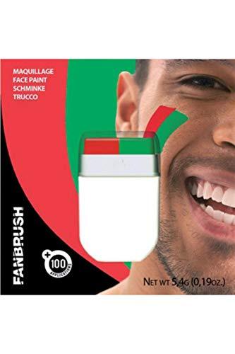 STICK supporter maquillage PORTUGAL vert et rouge