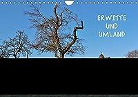 Erwitte und Umland (Wandkalender 2022 DIN A4 quer): Idylle und Kulturlandschaft (Monatskalender, 14 Seiten )