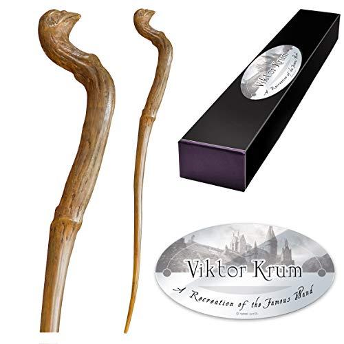 The Noble Collection Viktor Krum Varita de personaje