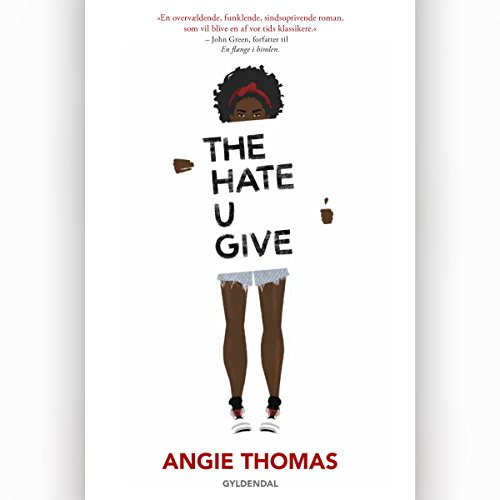 The Hate U Give (Danish Edition) cover art