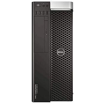 Dell Precision T5810 Mid-Tower Workstation - Intel Xeon E5-1620 v3 3.5GHz 4 Core Processor 32GB DDR4 Memory 512GB SSD Nvidia NVS310 Graphics Card Windows 10 Pro  Renewed