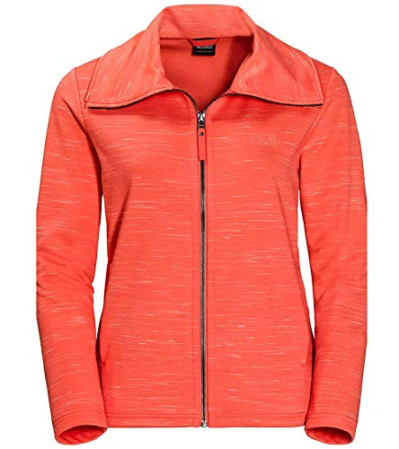 Jack Wolfskin Womens/Ladies Oceanside Light Breathable Fleece Jacket