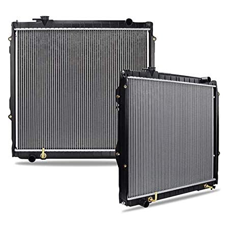 Mishimoto R1755-AT Plastic End-Tank Radiator Compatible With Toyota Tacoma 1995-2004