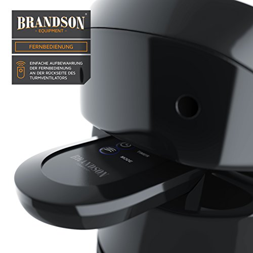 Brandson – Turmventilator  Fernbedinung Bild 2*