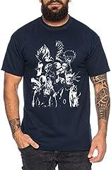 Heroes One Manga Camiseta de Hombre Anime Piece