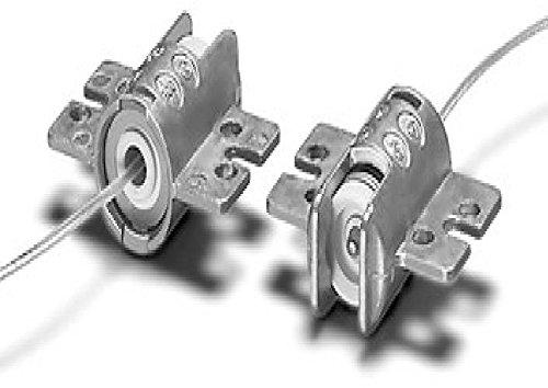 Preisvergleich Produktbild Houben Fassung,  Metall,  Integriert,  10 W,  Grau,  35 x 35 x 25 cm