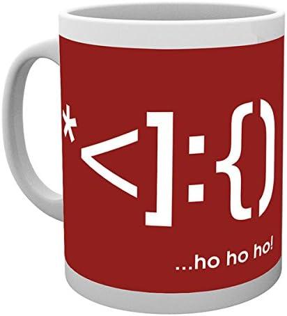GB Luxury eye Christmas Discount mail order Geek Mug