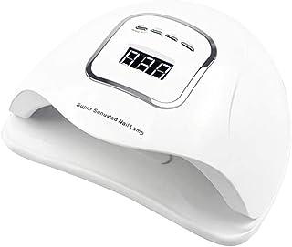 Cfbcc Nail 150W LED de la lámpara UV secador del Arte 45 PC LED del Polaco del Gel del Clavo de curado rápido Inteligente Temporizador automático del Sensor de la lámpara de uñas de manicura máquina
