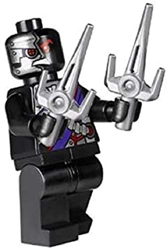 LEGO Ninjago - Minifigur Nindroid Drone mit 2...